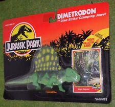 Kenner cardada Jurassic Park Dimetrodon con mordazas de sujeción Dino-huelga