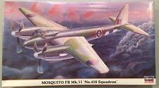 Hasegawa 1:72 Mosquito FB Mk.VI No.418 Squadron 00750