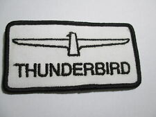 Thunderbird Patch,Embroidered, Vintage, NEW, Original,  4 x 2  INCHES