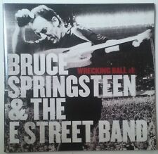 "Bruce Springsteen & The E Street Band Wrecking Ball (Live) 10"" Inglaterra"