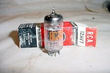 NOS RCA 12AV7 Tube tested Strong