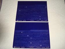 PEUGEOT EXPERT VAN piezas Microficha Juego Completo de 2 JUNIO 2002 NUEVO