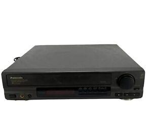 Panasonic LX-101U  Multi Laser Disc Player Mash  May 1991
