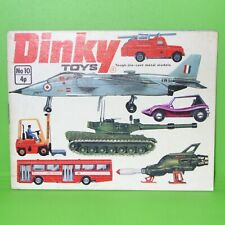 Dinky / 1974 No 10 Catalogue