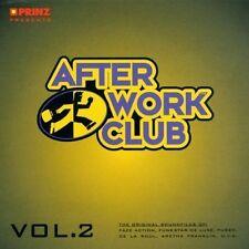 After Work Club 2 (2001) Faze Action, Aqua Bassino, Llorca, Spiller, Fuse.. [CD]