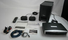 Bose 321 GSX Series II 3 2 1  *Built in hard drive and 35 down loaded CD's