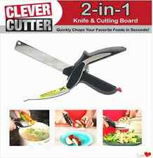 Clever Cutter 2-in-1  Scissors simple and easy to use