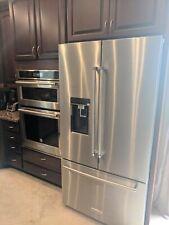 """KitchenAid KRFC704FSS 36"""" Counter Depth French Door fridge + 12 months warranty"""