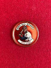 "1964, Hank Aaron, ""Topps"" All-Star Coin (Scarce)"