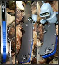 Spyderco Slysz Bowie Backspacer G10 & Micarta options here (Knife NOT INCLUDED)