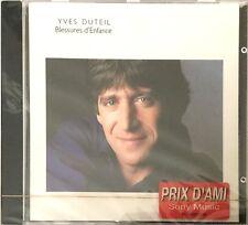 YVES DUTEIL : BLESSURES D'ENFANCE - [ CD ALBUM NEW ]