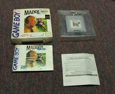 Madden 95 (Nintendo Game Boy, 1994)