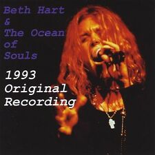 Beth Hart & The Ocean Of Souls 1993 - Beth & The Ocean Of Souls (2009, CD NUEVO)