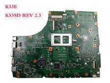 For ASUS K53E Motherboard Mainboard A53E X53E P53E K53SD REV 2.3 HM65 PGA989 USA