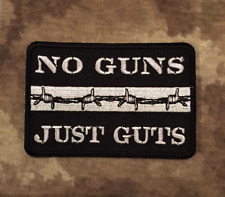 "Thin Silver Line ""No Guns Just Guts"" Corrections Patch"