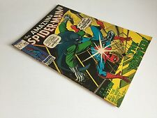 THE AMAZING SPIDER-MAN N. 93 MARVEL COMICS 1971 ORIGINALE USA GD 6.0 FINE