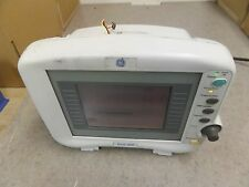 GE MEDICAL SYSTEMS Dash 2000 Patient Monitor NO HANDLE