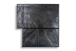 Regal Ashlar Slate Concrete Imprint Mats - 91cm x 91cm