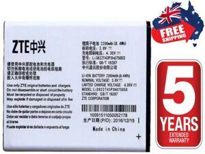 Battery For ZTE A430 Blade Q Lux Telstra 4GX Buzz Li3822T43P3h675053 + Warranty