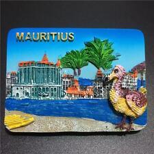 World TOURIST SOUVENIR FAVORITE RESIN 3D FRIDGE MAGNET-Mauritius