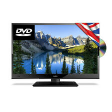 "Cello 16"" Inch HD 12v LED Television Tv with DVD for Caravan Motorhome Truck HGV"