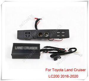 Fit For Toyota Land Cruiser LC200 2016-2020 Console Back-end Conversion Lighter