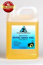 AVOCADO OIL REFINED ORGANIC CARRIER COLD PRESSED FRESH 100% PURE 7 LB