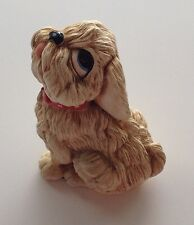 Pendelfin Bunny Tammy Dog Figurine - Stonecraft - Vintage Made In England