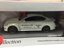 LEXUS IS-F Nurburing Taxi 20091:43 J COLLECTION VOITURE-DIECAST-JCL095