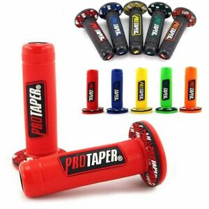 PRO TAPER Handle Grip Motorcycle High Quality Protaper Dirt Pit Bike Motocross