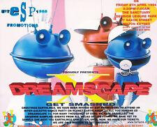 DREAMSCAPE 10 - GET SMASHED (CD COLLECTION) 8TH APRIL 1994 (FANTAZIA)