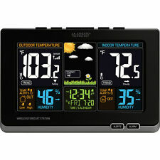 LA CROSSE Technology Wireless CLR Forecast Weather Station