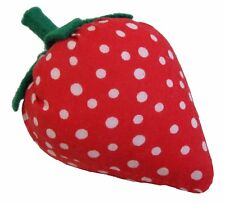 Strawberry Pin Cushion Sewing Kit Make Your Own Handmade With Love