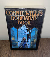 DOOMSDAY BOOK by CONNIE WILLIS *SIGNED*  -TPB-
