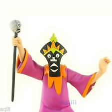 Scooby-Doo Classic Action Figure Color Witch Doctor Monster & Accessory