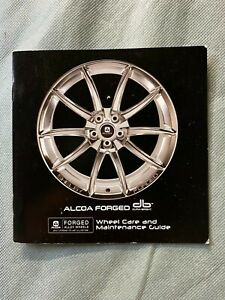 """Alcoa Shelby Super Snake GT500, 20"""" Forged Wheel Care & Maintenance Guide"""