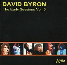 DAVID BYRON ex URIAH HEEP EARLY SESSIONS Vol. 5 - 24 HQ STEREOPHONIC TRACKS NEW