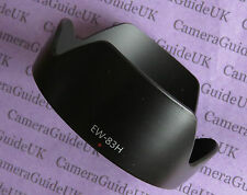 EW-83H Lens Hood For Canon EF 24-105mm F4L IS USM  EW 83H