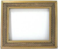 ART CRAFT / DECO GILDED  WOOD FRAME FOR PAINTING, PRINT, PHOTO 14 x11 INCH (d-3)
