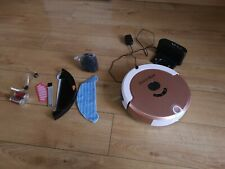 Robot vacuum cleaner self docking