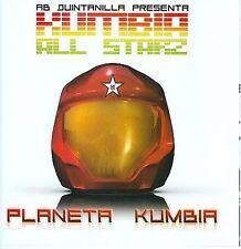 Kumbia All-Starz - Planeta Kumbia [CD New](185)