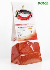 Peperoncino di Calabria in polvere Dolce senza additivi e conservanti 50 g