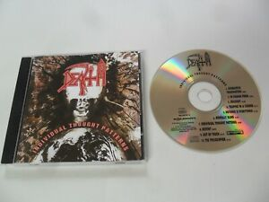 Death  – Individual Thought Patterns (CD 1993)  Death Metal