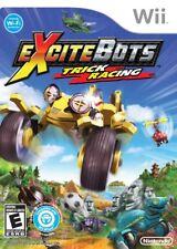 Excitebots: Trick Racing - Nintendo  Wii Game
