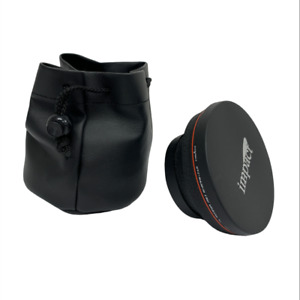New - Impact DVP-WA50-58 Macro 58mm Lens w/ Cover and Carrying Case
