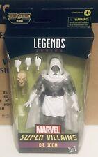 Marvel Legends Super Villains DR. DOOM 6? Figure Brand New 2021