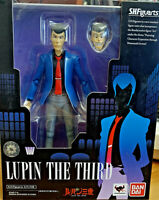 Lupin III Lupin the Third - Bandai SH Figuarts 15cm - Nuova