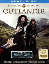 OUTLANDER Season One Volume Two (Blu-Ray + Digital HD) NEW, NO SLIP, FREE SHIP
