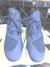 Adidas Men's,APE779001,Basketball Sneakers,High Top,Sz 19M,Navy Blue/White3Strpe