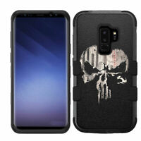 for Galaxy S9 Plus / S9+, Shockproof Rugged Impact Case Punisher #CFD